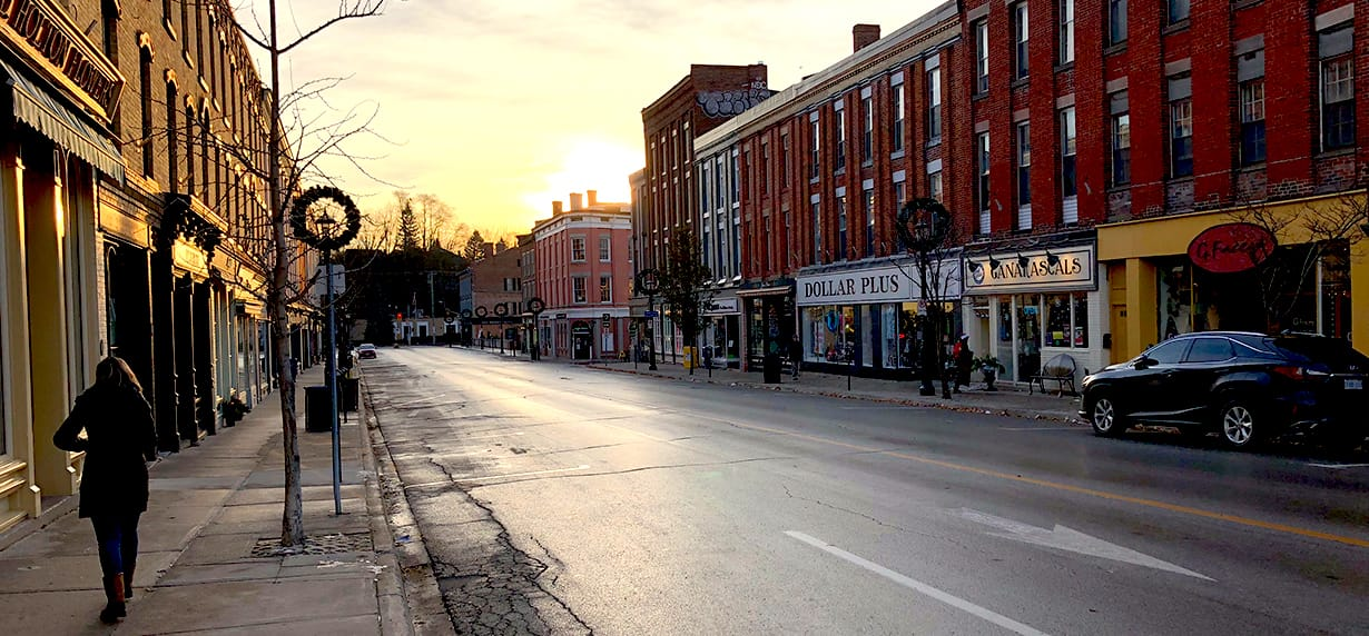 Perfect small town getaway in Port Hope