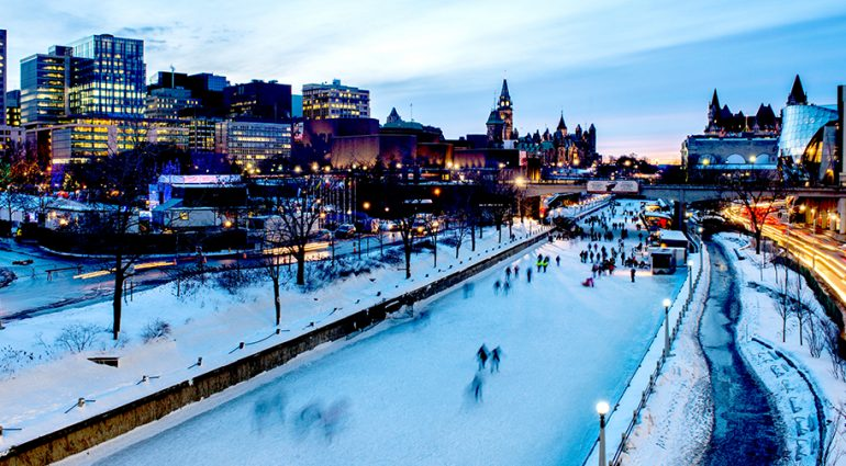 Discouvering Ottawa's hidden lowertown