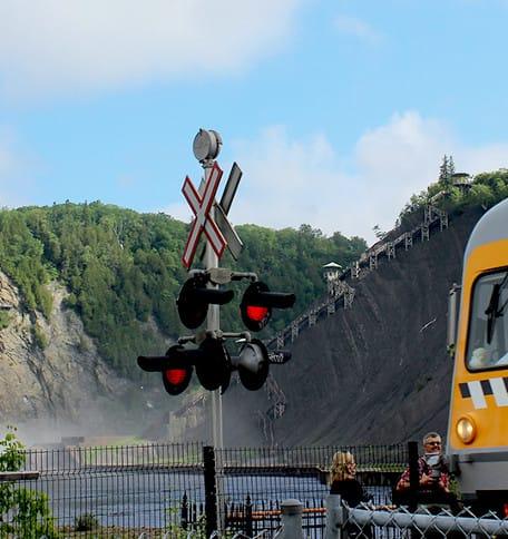Montreal to Quebec City train | VIA Rail