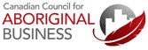 Logo Canadian Council for Aboriginal Business