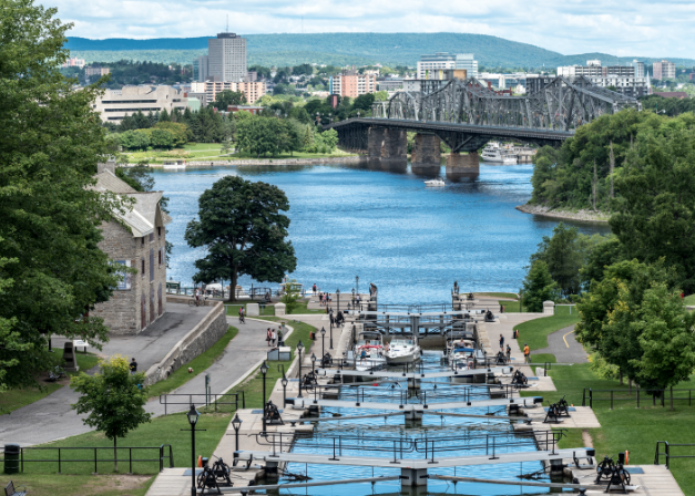 Ottawa - Canal rideau