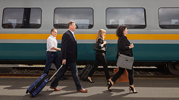 Business travel — You're the boss.