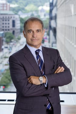 Yves Desjardins-Siciliano, President and Chief Executive Officer