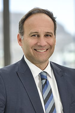 Jean-François Legault, Chief Legal and Risk Officer and Corporate Secretary