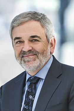 Robert St-Jean, Chief Financial and Administration Officer