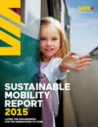 Sustainable Mobility Report 2015