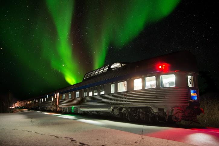 GREAT POLAR BEAR SEASON SETS THE STAGE FOR AURORA IN