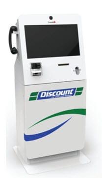 Image Of A Discount Car Kiosk