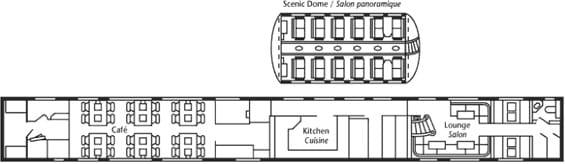 Plan de la voiture Skyline