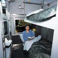 Cabine Pour Deux Personnes Via Rail