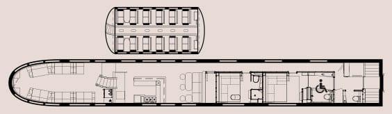 adapted transport aboard via rail via rail. Black Bedroom Furniture Sets. Home Design Ideas