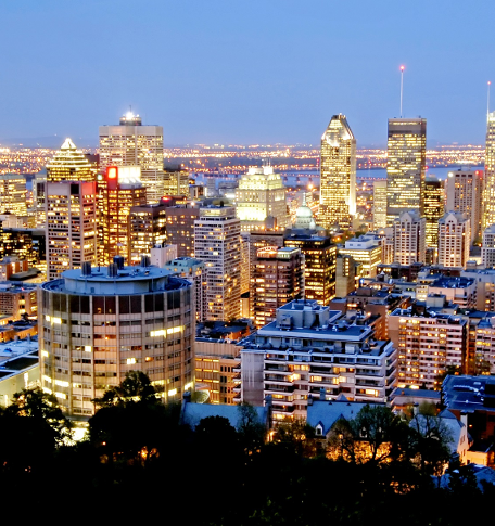 The insider's guide to downtown Montreal
