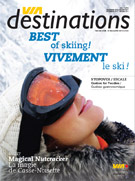 Magazine VIA destinations