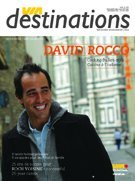 Magazine VIA destinations - DAVID ROCCO