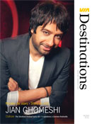Magazine VIA destinations - JIAN GHOMESHI