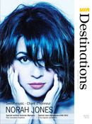 Magazine VIA destinations - NORAH JONES