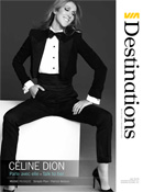 Magazine VIA destinations - Céline Dion