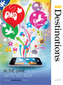 Magazine VIA destinations - In the game
