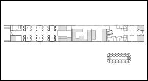 Car layout