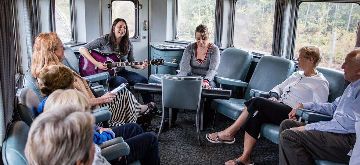 Montreal to Halifax train – The Ocean | VIA Rail