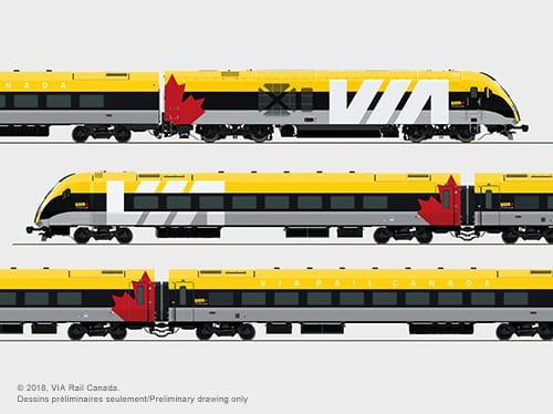 About VIA Rail